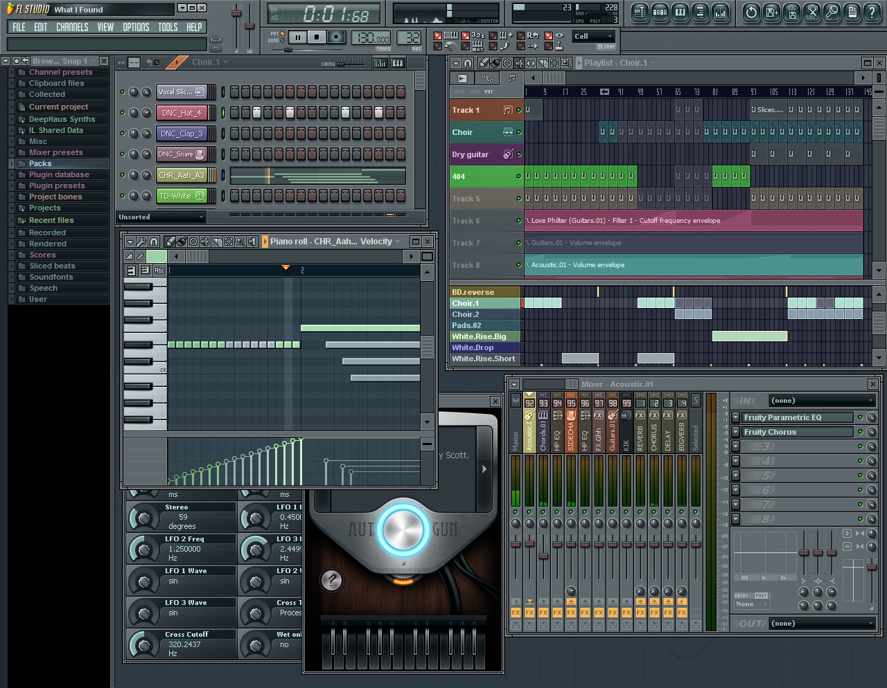 Fruity Loops 10 Producer Edition